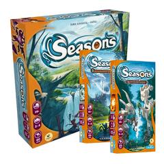 Набор Сезоны / Seasons + 2 дополнения