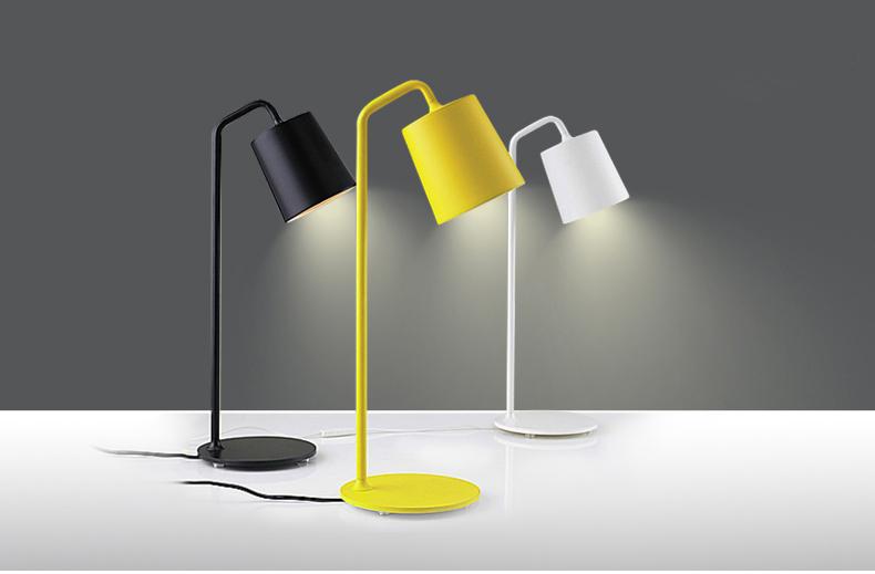 Настольная лампа копия Hide by Design FL (желтый)