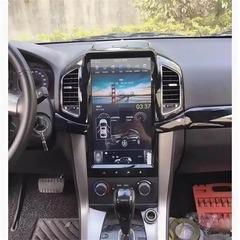 Магнитола CB3131PX6 Chevrolet Captiva 2012-2015 (стиль Tesla)