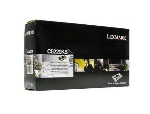 Картридж Lexmark C5220KS черный