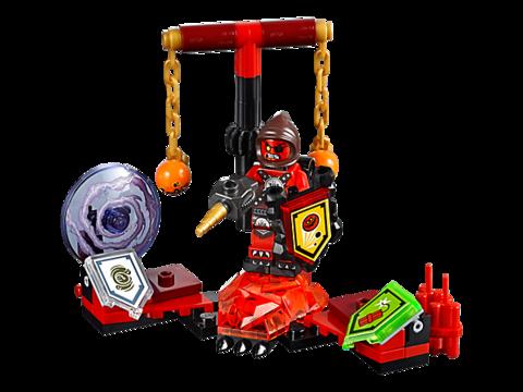 LEGO Nexo Knights: Предводитель монстров - Абсолютная сила 70334 — Ultimate Beast Master — Лего Нексо Рыцари