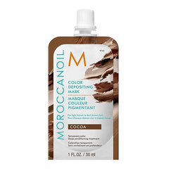 Moroccanoil Color Depositing Mask Cocoa - Маска тонирующая для волос, какао