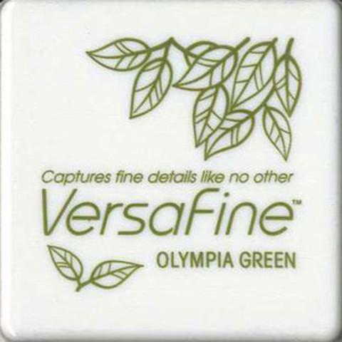 Штемпельная подушечка mini -Olympia green