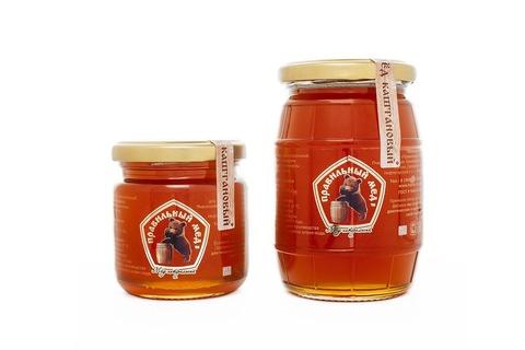 Каштановый Мёд, 250-500 г