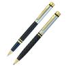 Набор подарочный Pierre Cardin Pen&Pen - Matte Black, шариковая ручка + ручка-роллер, M