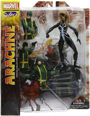 Marvel Select: Arachne Action Figure