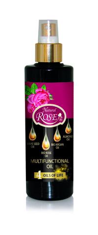 Многофункциональное масло для лица, тела и волос