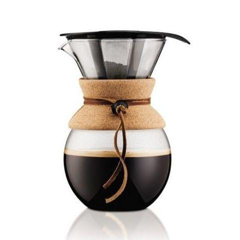 Кофейник-пуровер Bodum Pour Over, 1л.