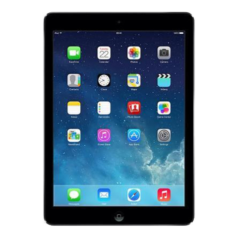 iPad Air Wi-Fi + Cellular 128Gb Space Gray - Серый космос