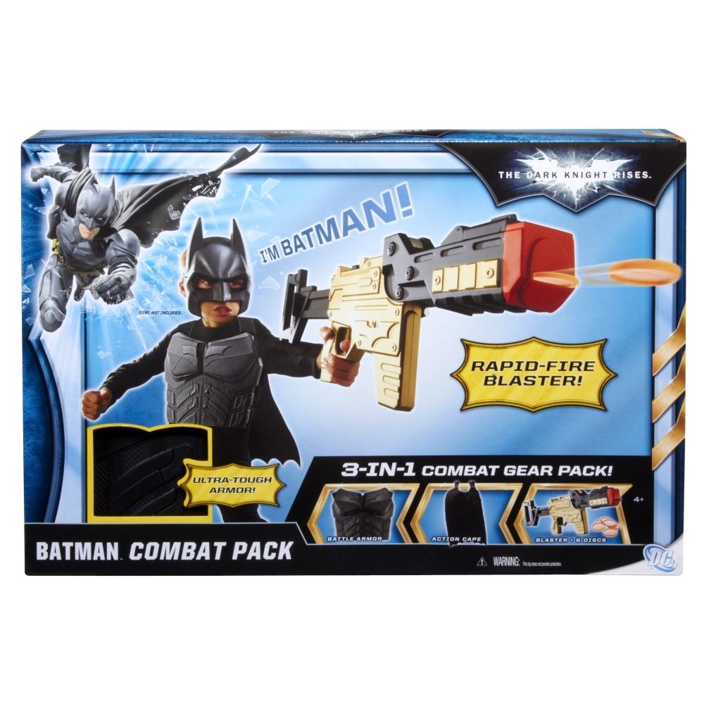 Dark Knight Rises Batman Combat Pack