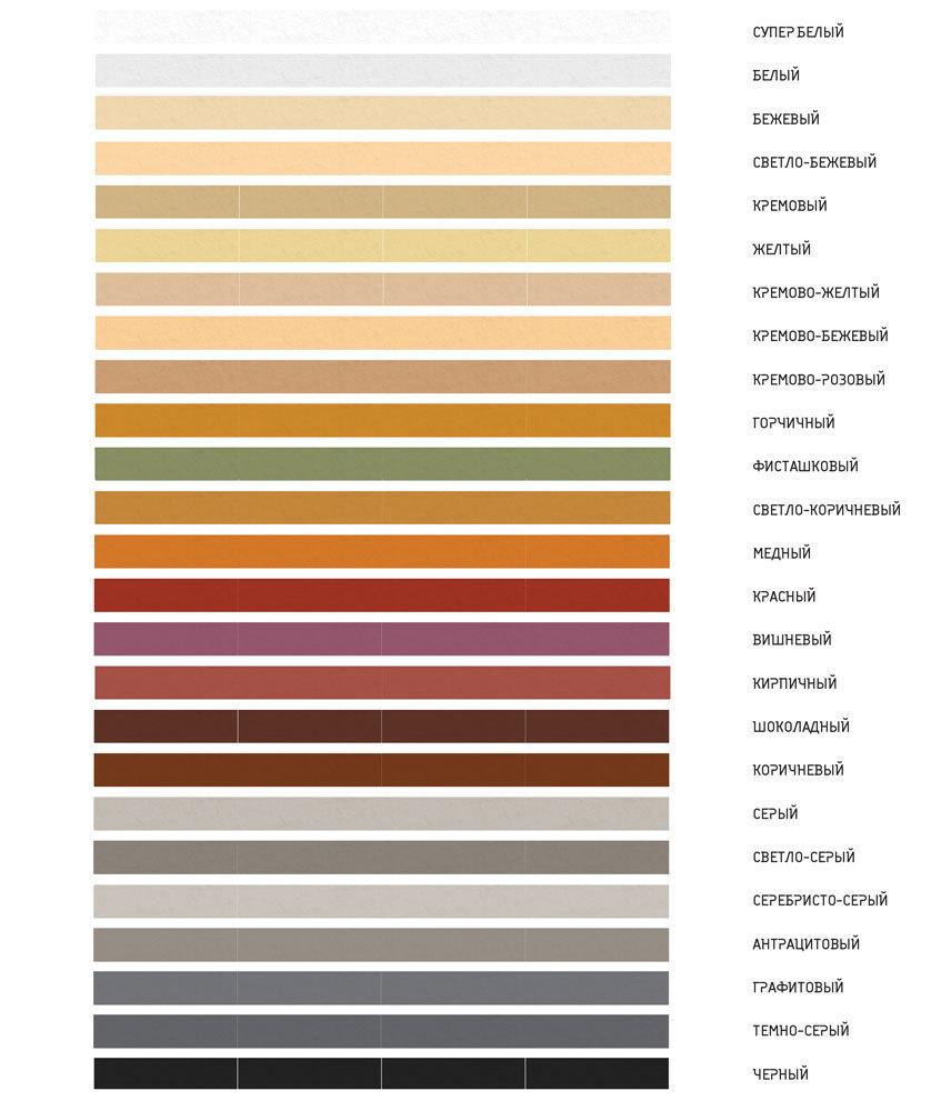 Perfekta Линкер Шов - коричневый, мешок 25 кг - Цветная смесь для расшивки
