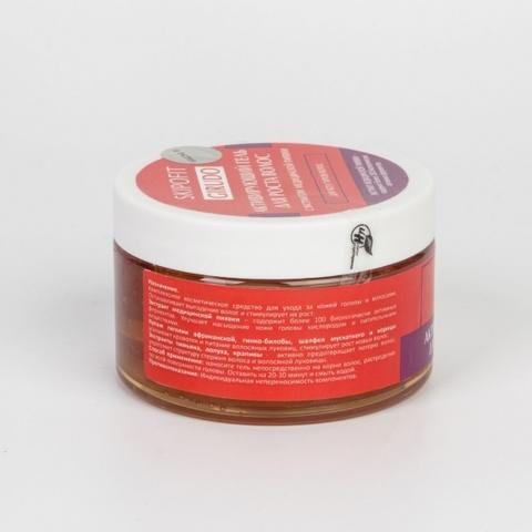 Активирующий гель для роста волос с экстрактом медицинской пиявки SKIPOFIIT GIRUDO , 250 мл НИИ Натуротерапии