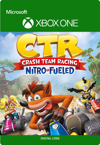 Xbox Store Россия: Crash Team Racing Nitro-Fueled (английская версия)