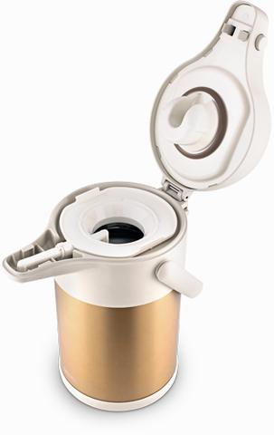 Термос настольный Thermos TAH-3000 MGD (3 литра), коричневый