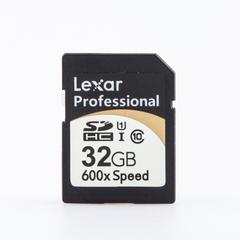 SDHC 32 Gb Lexar Professional 600x