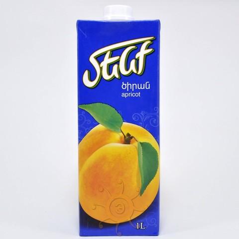 Нектар абрикосовый Menq, 1л