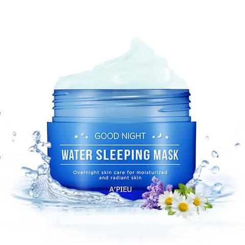 Ночная увлажняющая маска с березовым соком A'Pieu Good Night Water Sleeping Mask