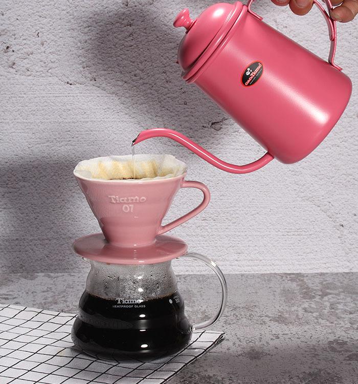 Сервировочный чайник Tiamo (600 мл)
