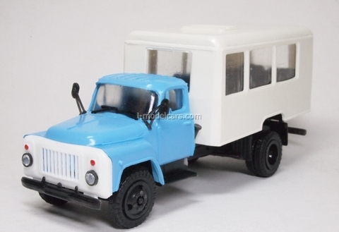 GAZ-53 Watch Kompanion 1:43