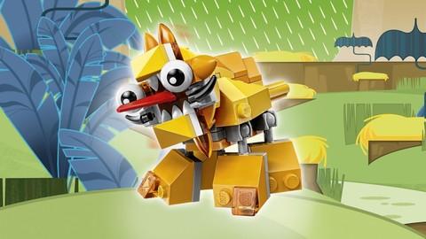 LEGO Mixels: Спагг 41542 — Spugg — Лего Миксели