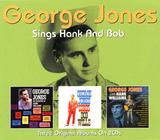 George Jones / Sings Hank And Bob (2CD)