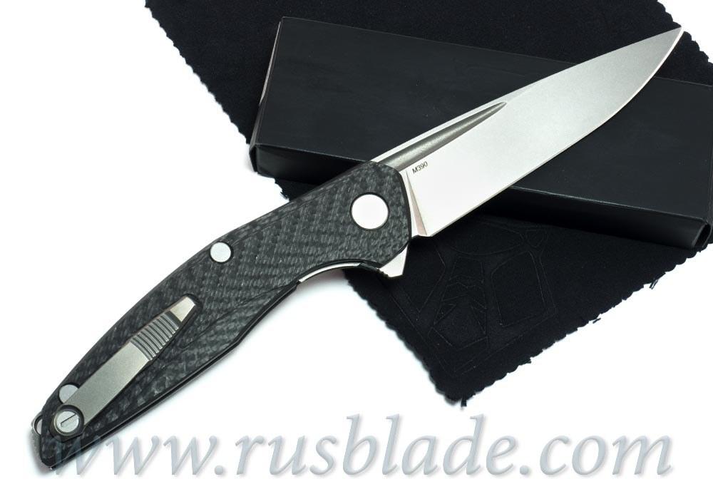 Shirogorov 111 S90V CF 3D groove MRBS