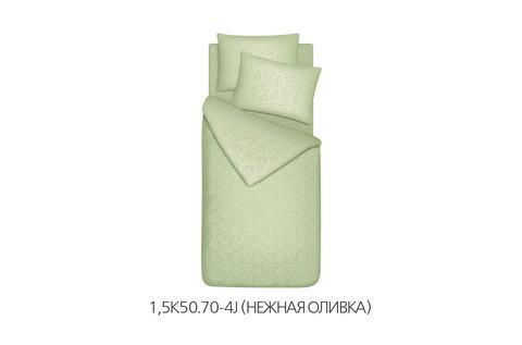 Комплект постельного белья (полуторный)