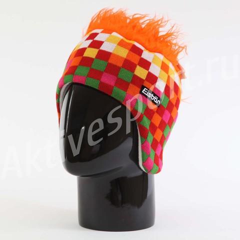 Картинка шапка с ушами Eisbar pixel cocker 500