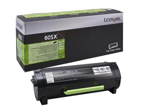 Картридж Lexmark 60F5X0E 605XE черный