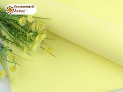 Фоамиран Иран лимонный