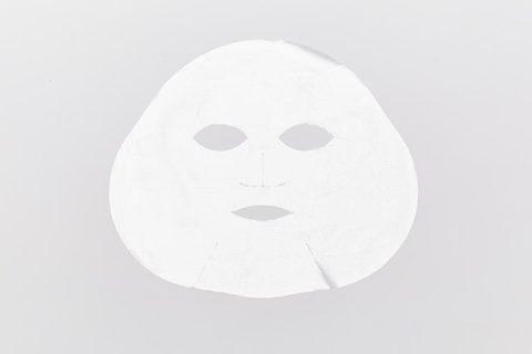 *Маска косметологическая  без воротников спанлейс (Чистовье/белый/25шт/00-237)