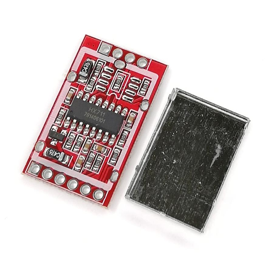 HX711 модуль АЦП для измерения веса c защитным экраном