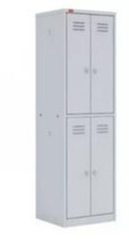 ШРМ-24 Шкаф для одежды (1860*600*500)