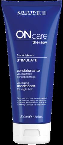 Кондиционер для придания объёма ломким волосам,Selective Oncare Hair Loss ,200 мл.