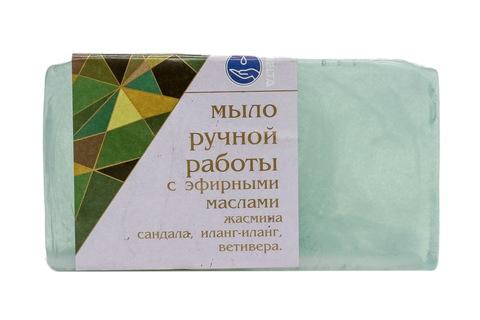 Melta Мыло ручной работы с эфирными маслами Жасминовое 100гр