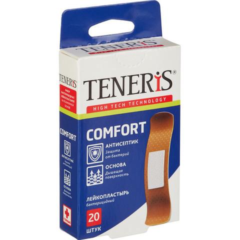 Набор пластырей Teneris Comfort (20 штук в упаковке)