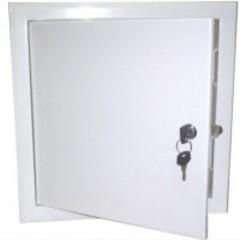 Лючок (дверца) для ГКЛ 150х200мм металл