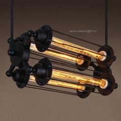 светильник Loft Industrial Cage 2004–D4