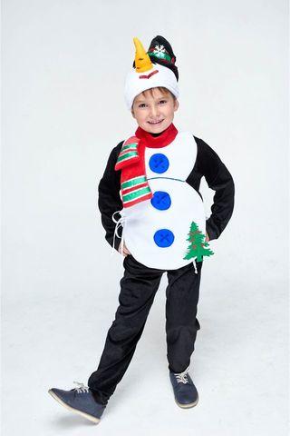 Костюм Снеговика детский 2