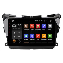 Штатная магнитола на Android 6.0 для Nissan Murano 3 Roximo 4G RX-1206