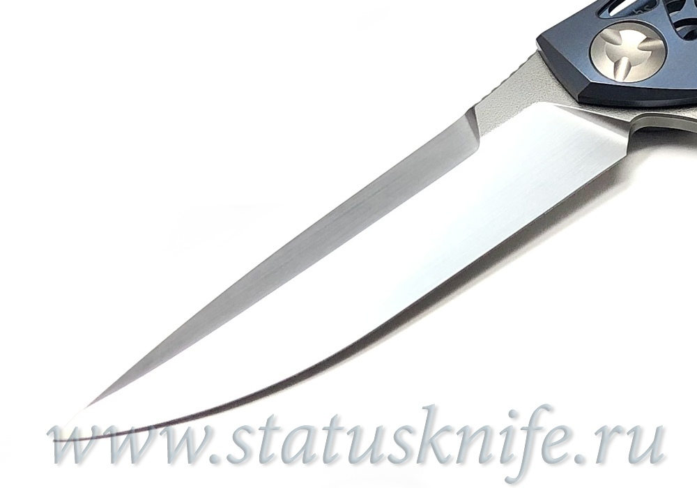 Нож Синькевич Координал Full Custom Proto #1 Leaf Edition - фотография