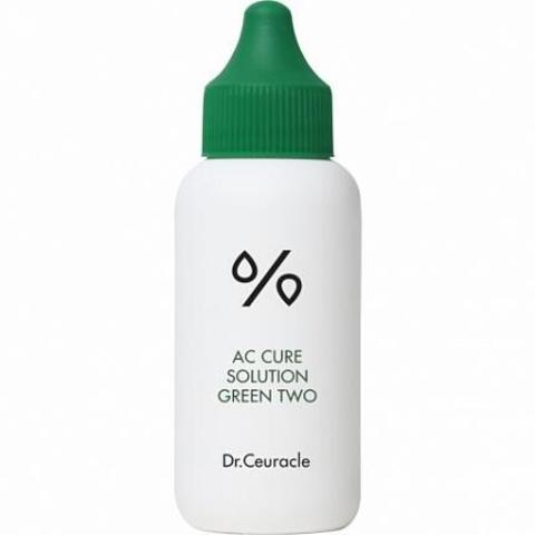 Dr.Ceuracle Гель для проблемной кожи шаг 3 Ac cure solution green two 50 мл