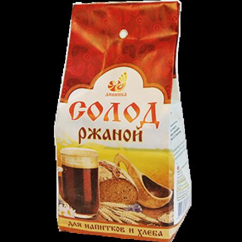 Солод ржаной, 500 гр. (Дивинка)