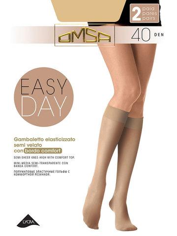 Гольфы Easy Day 40 (2 пары) Omsa