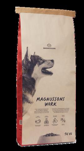 Корм для собак Magnusson Meat & Biscuit Work 14 кг