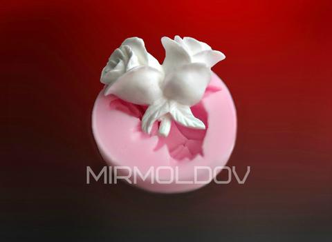Силиконовый молд  Бутоны роз