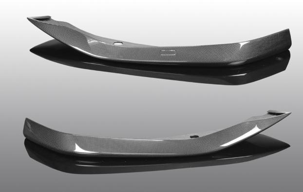 Карбоновые накладки переднего бампера  для BMW 5 G30
