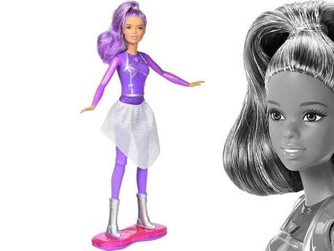 Барби с ховербордом Космическое приключение