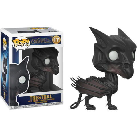 Фигурка Funko Pop! Movies: Fantastic Beasts 2: The Crimes Of Grindelwald - Thestral