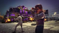 PS4 Saints Row: The Third Remastered Стандартное издание (русские субтитры)